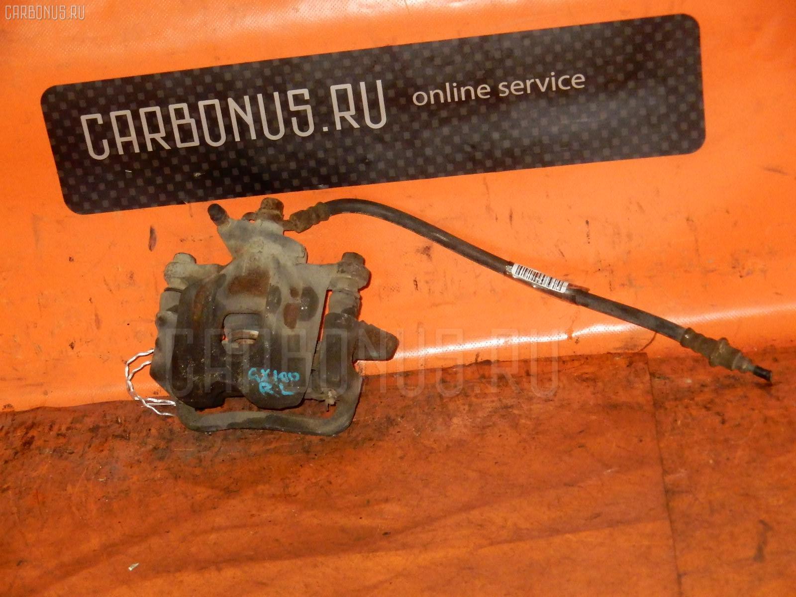 Суппорт TOYOTA MARK II GX100 1G-FE. Фото 2