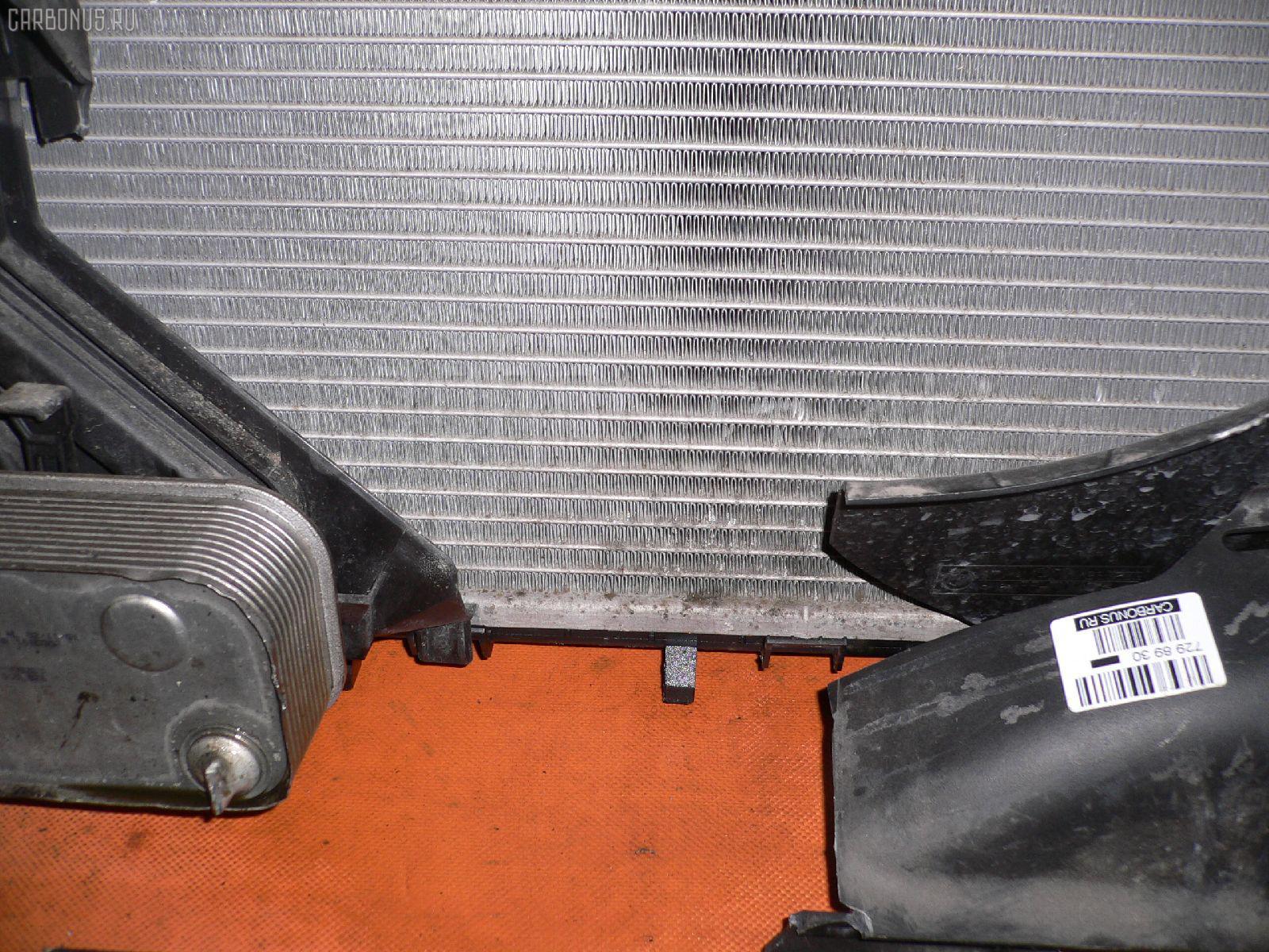 Радиатор ДВС BMW 3-SERIES E46-AV12 M54-226S1 Фото 2