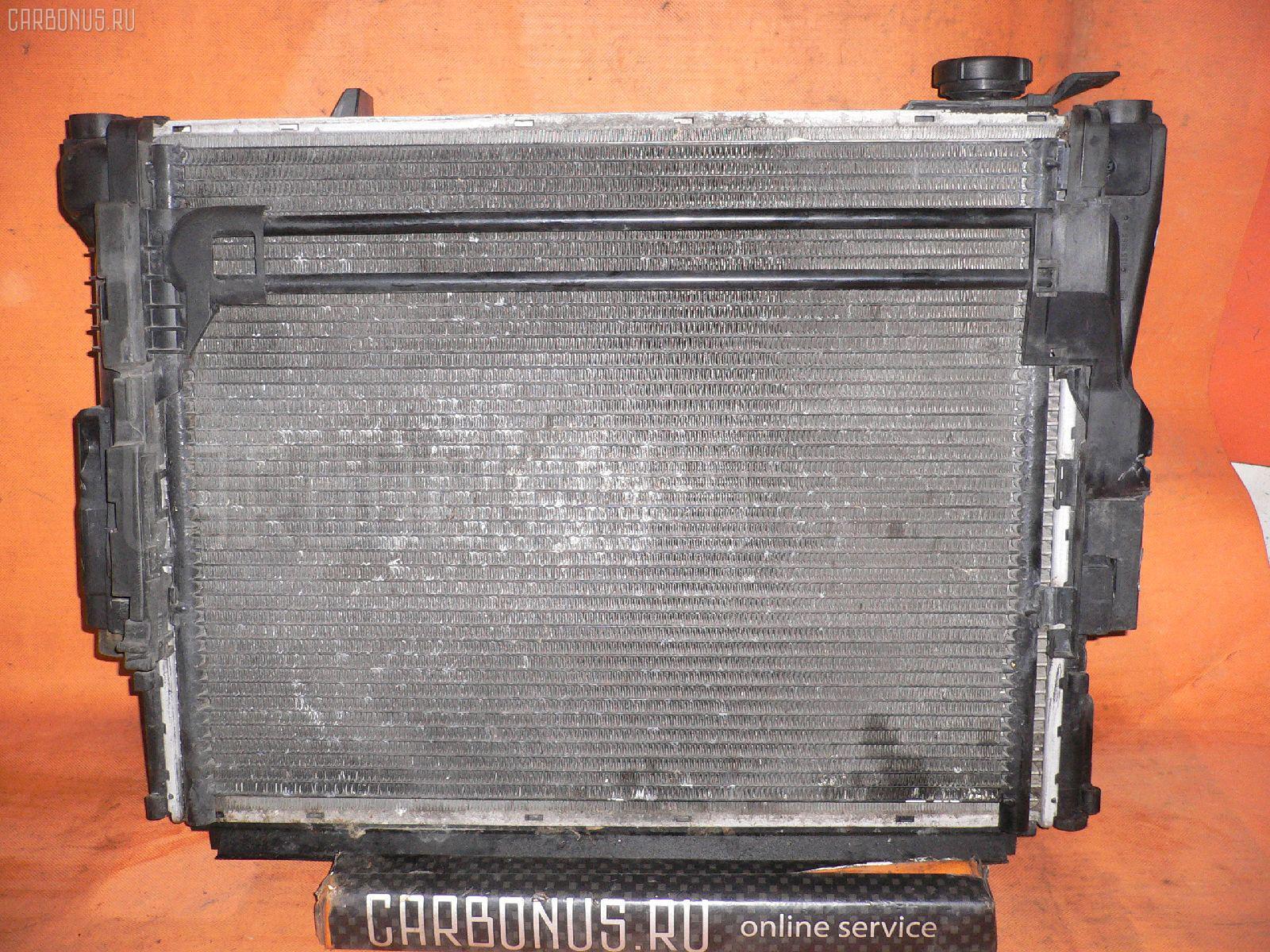 Радиатор ДВС BMW 3-SERIES E46-AV12 M54-226S1 Фото 4