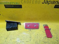 Накладка на педаль SUBARU LEGACY B4 BE5 Фото 2