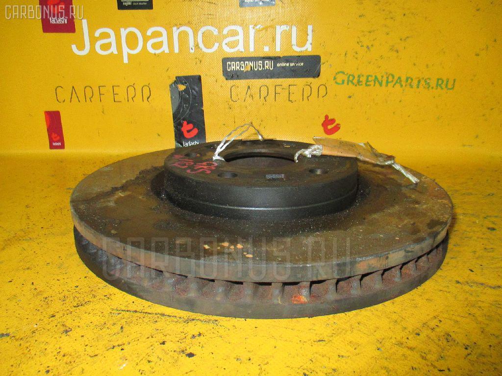 Тормозной диск Toyota Crown GRS182 3GR-FSE Фото 1