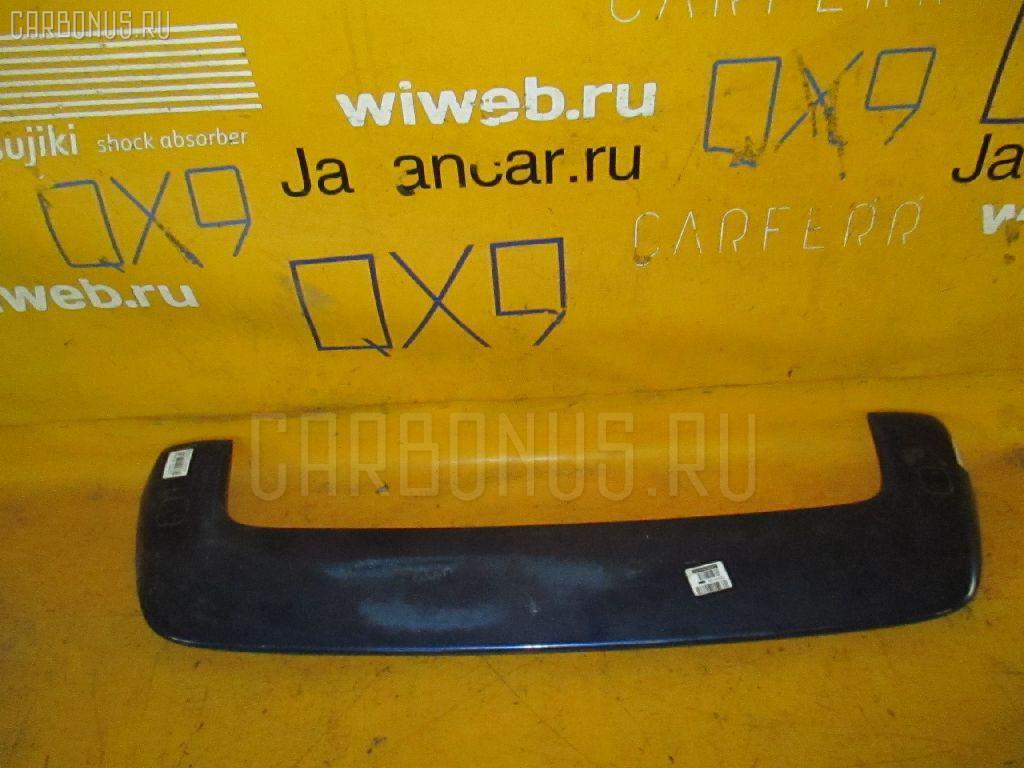 Спойлер Subaru Impreza wagon GGA Фото 1