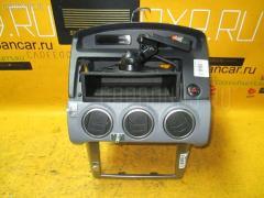 Консоль магнитофона Nissan Avenir W11 Фото 1