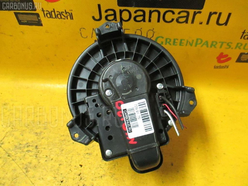 Мотор печки TOYOTA RACTIS NCP120 Фото 1