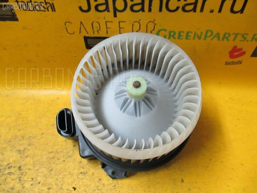 Мотор печки TOYOTA RACTIS NCP120 Фото 2