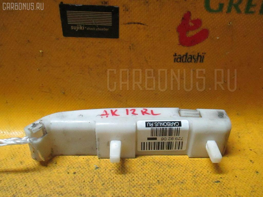 Крепление бампера Nissan March AK12 Фото 1