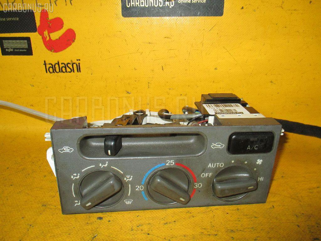 Блок управления климатконтроля TOYOTA COROLLA SPACIO AE111N 4A-FE. Фото 10