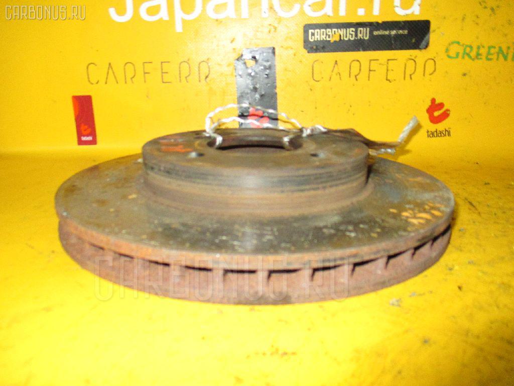 Тормозной диск NISSAN MARCH AK12 CR12DE Фото 2