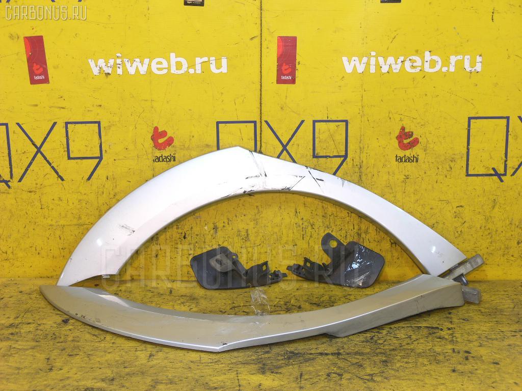 Порог кузова пластиковый ( обвес ) SUBARU LEGACY OUTBACK BPE Фото 4
