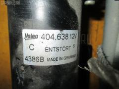 Мотор привода дворников Peugeot 307 3CNFU Фото 2