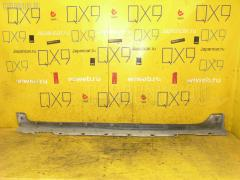 Порог кузова пластиковый ( обвес ) TOYOTA COROLLA FIELDER ZZE122G Фото 2