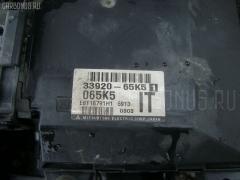 Двигатель SUZUKI WAGON R MH21S K6A-T
