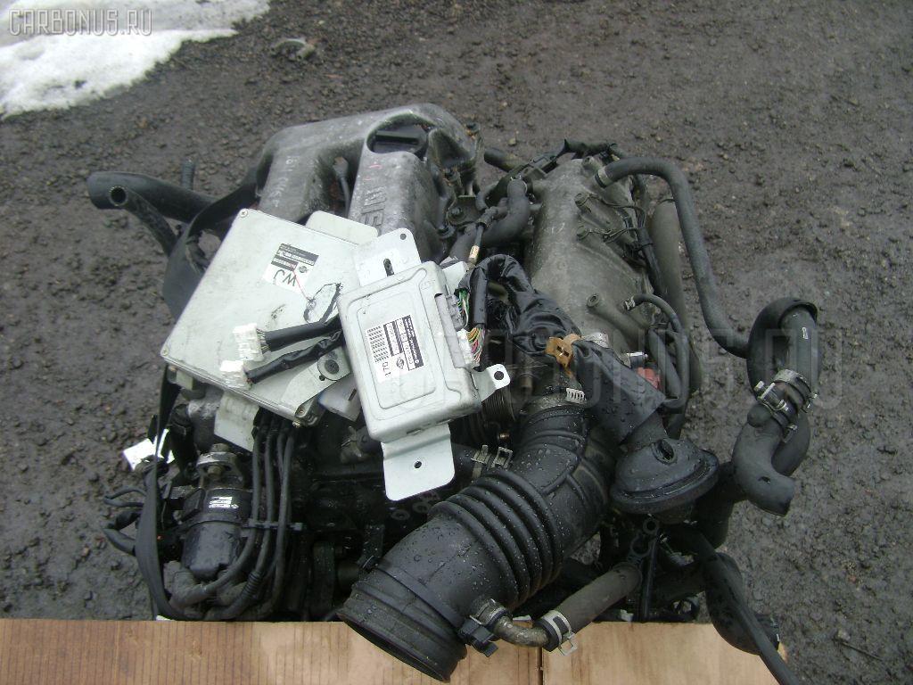 Двигатель NISSAN RNESSA N30 SR20DE. Фото 8