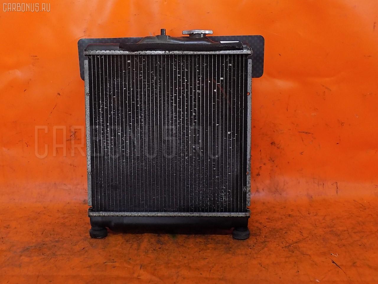 Радиатор ДВС HONDA DOMANI MB3 D15B. Фото 7
