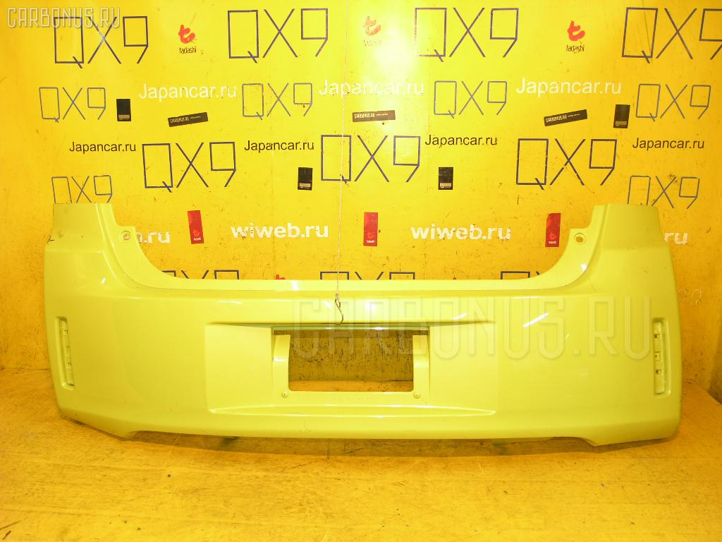 Бампер Toyota Porte NCP141 Фото 1