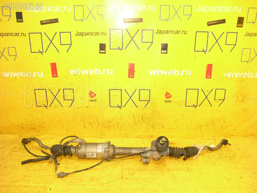 Рулевая рейка HONDA ACCORD WAGON CM2 K24A. Фото 11