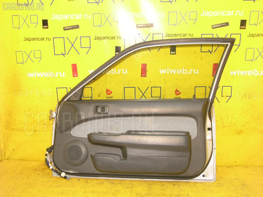 Дверь боковая TOYOTA CORSA EL51. Фото 6