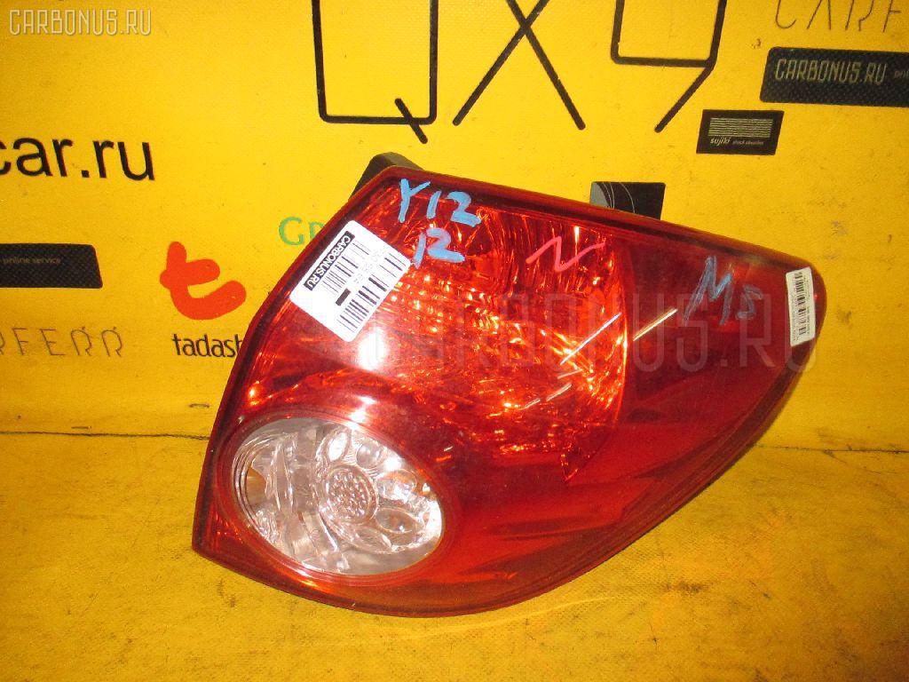 Стоп Nissan Wingroad NY12 Фото 1