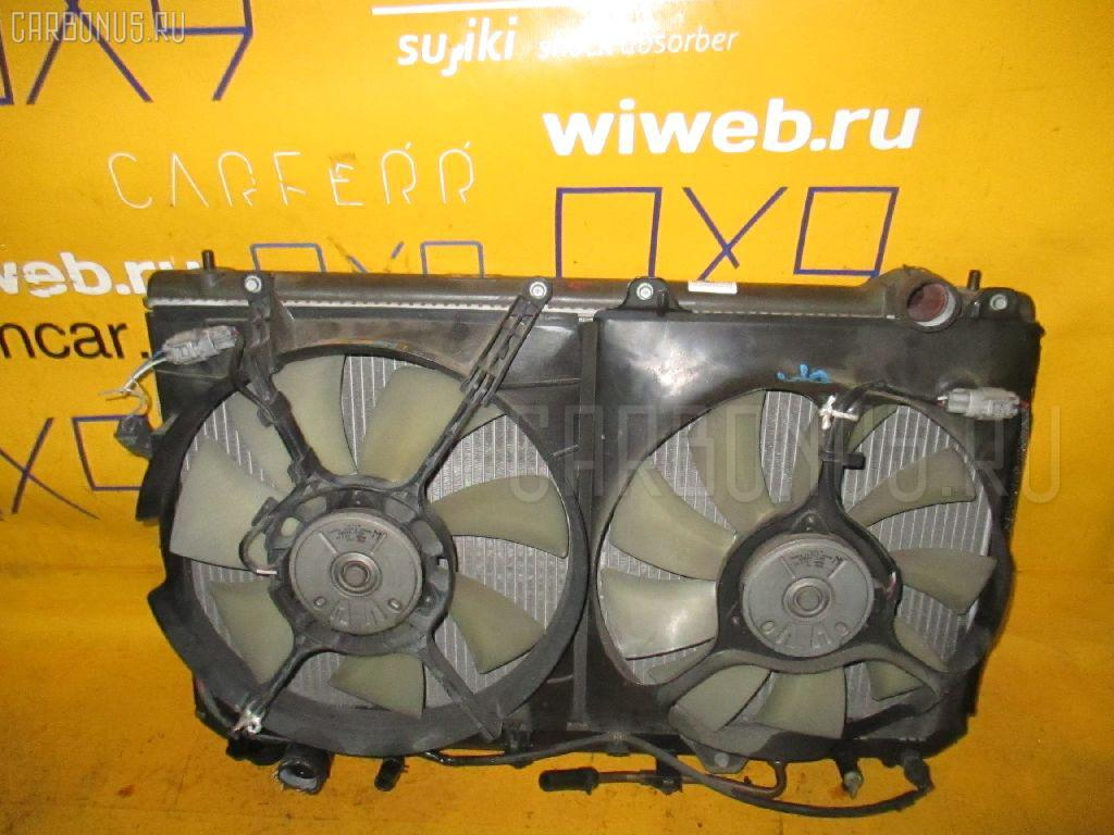 Радиатор ДВС TOYOTA WINDOM MCV21 2MZ-FE. Фото 7