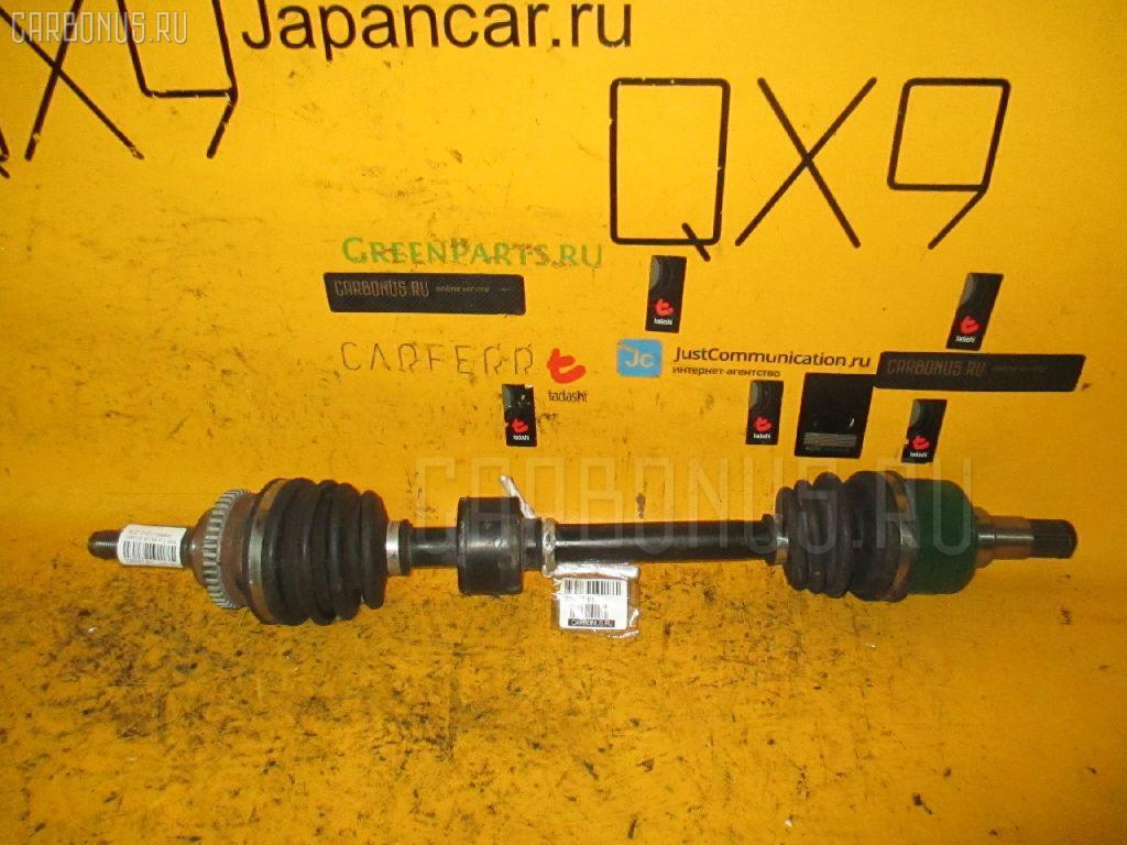 Привод SUZUKI CHEVROLET CRUZE HR51S M13A. Фото 8