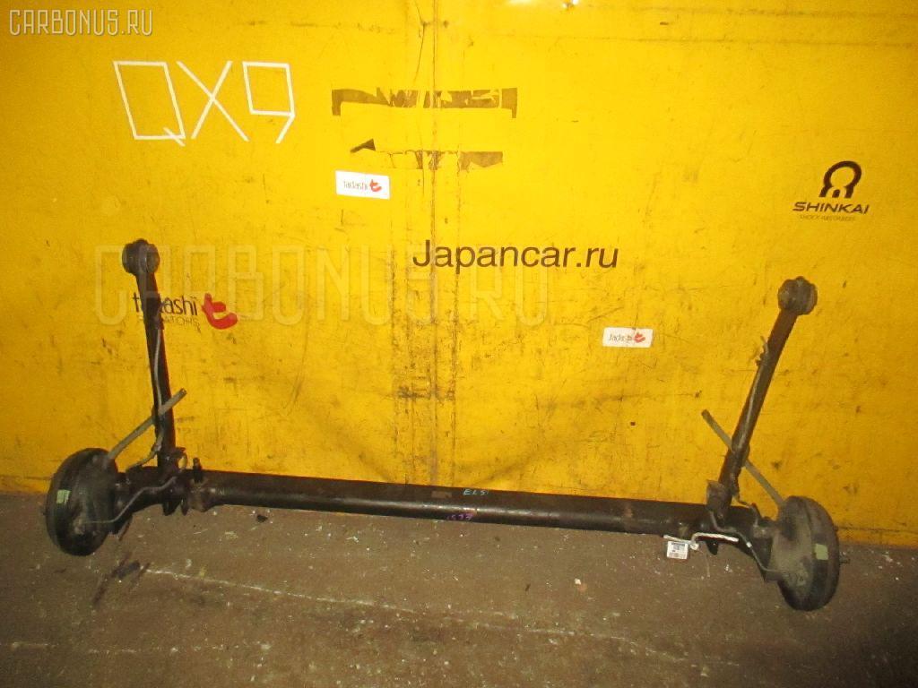Балка подвески TOYOTA COROLLA II EL51 4E-FE. Фото 3