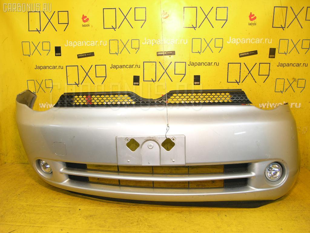 Бампер Toyota Sienta NCP81G Фото 1