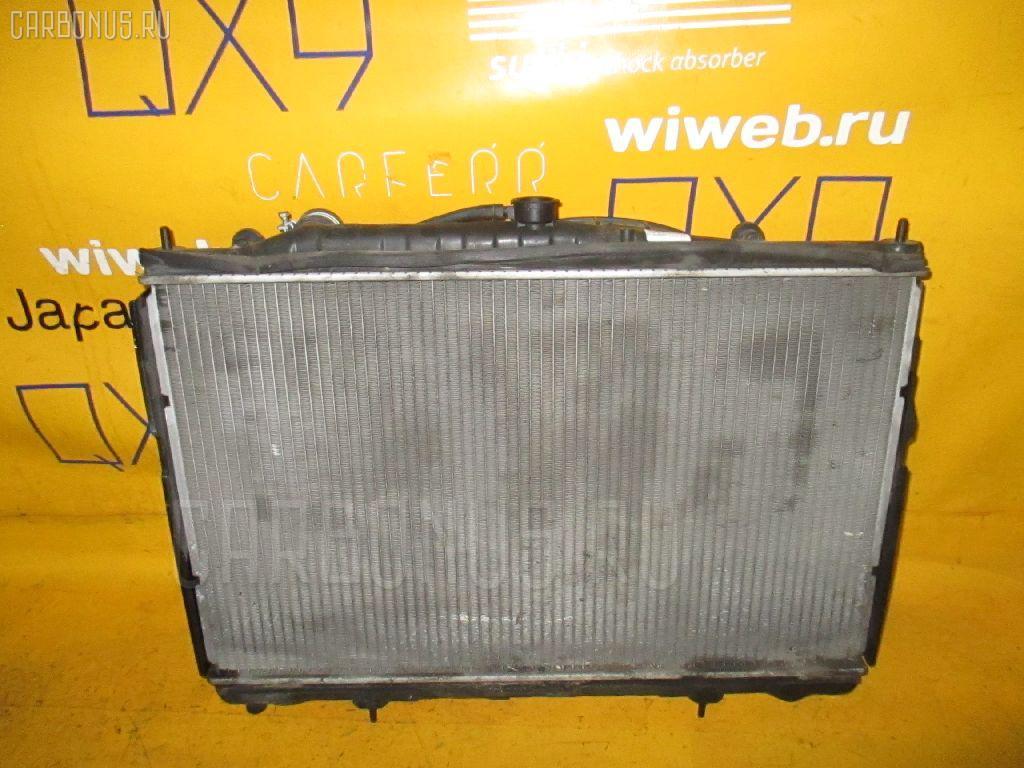Радиатор ДВС NISSAN CEDRIC PY32 VG30DE. Фото 1