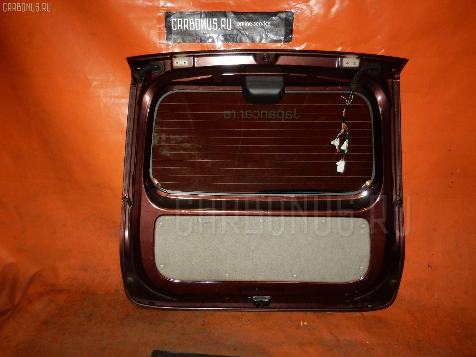 Дверь задняя NISSAN MOCO MG22S Фото 2
