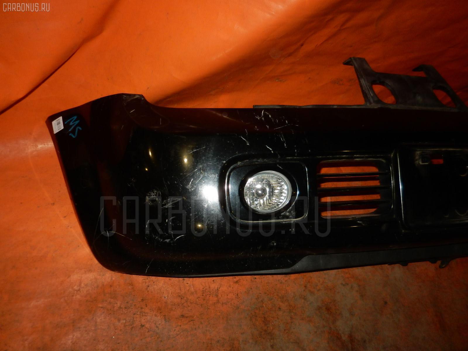 Бампер NISSAN CUBE BZ11 Фото 3