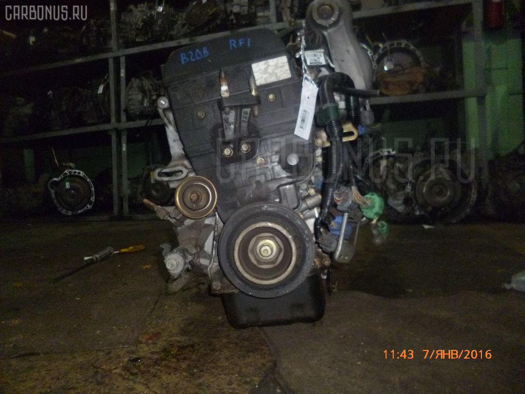 Двигатель HONDA STEPWGN RF1 B20B Фото 9