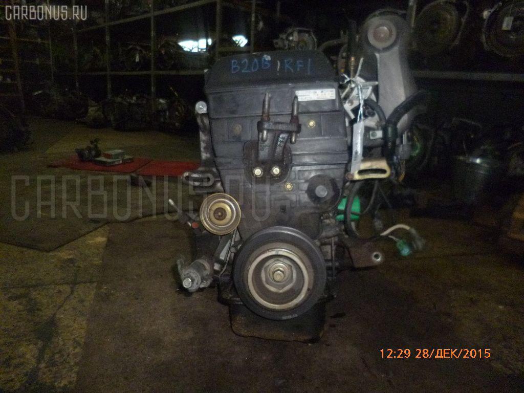 Двигатель HONDA STEPWGN RF1 B20B Фото 8