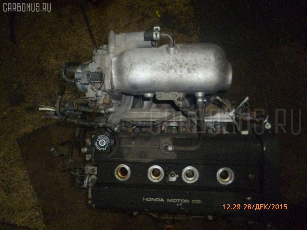 Двигатель HONDA STEPWGN RF1 B20B Фото 11