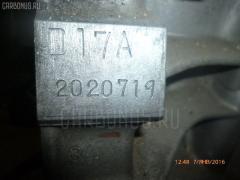 Двигатель HONDA STREAM RN1 D17A Фото 10