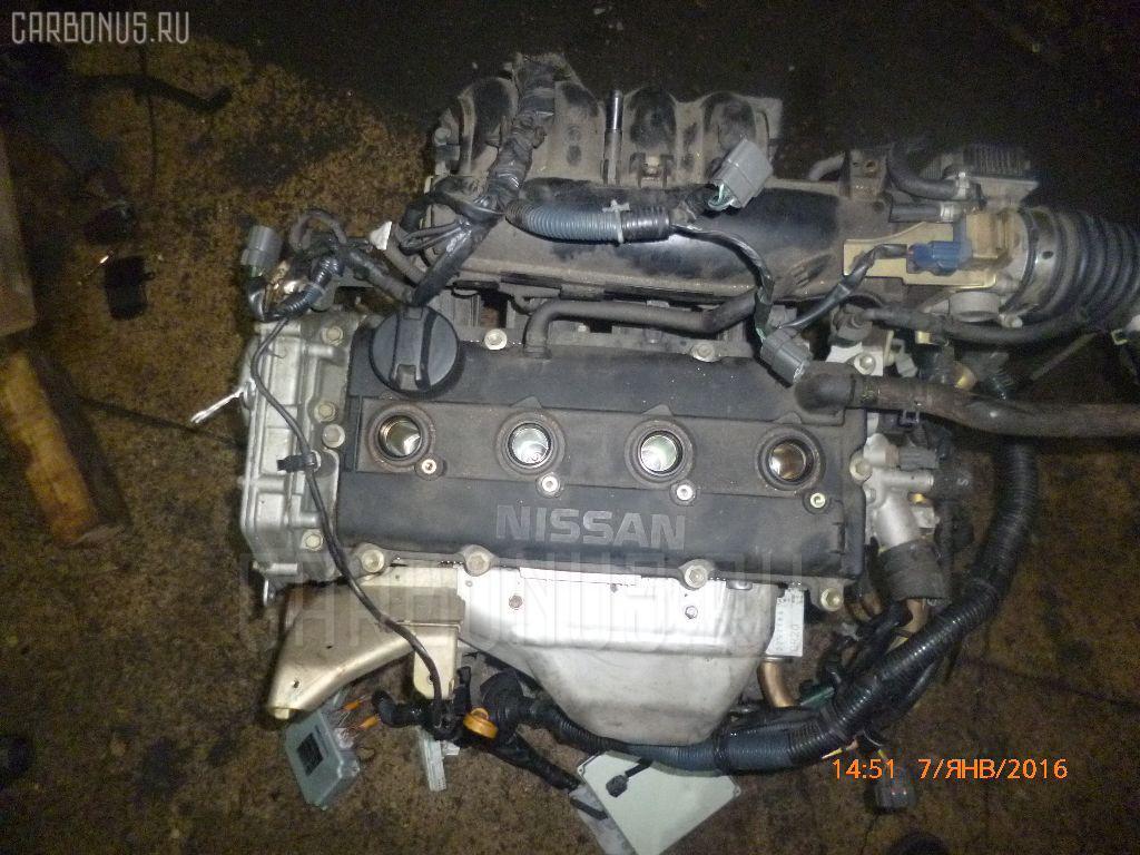 Двигатель NISSAN SERENA TC24 QR20DE Фото 13