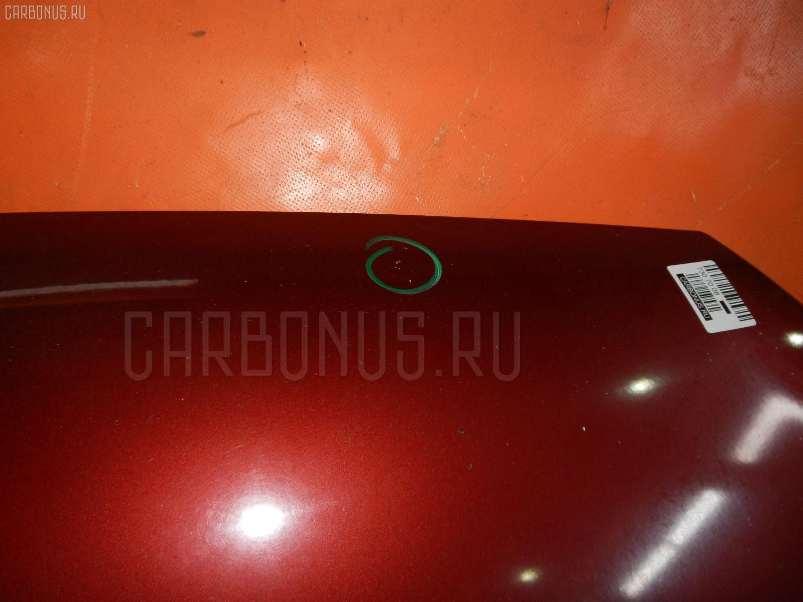 Капот Toyota Prius NHW20 Фото 1