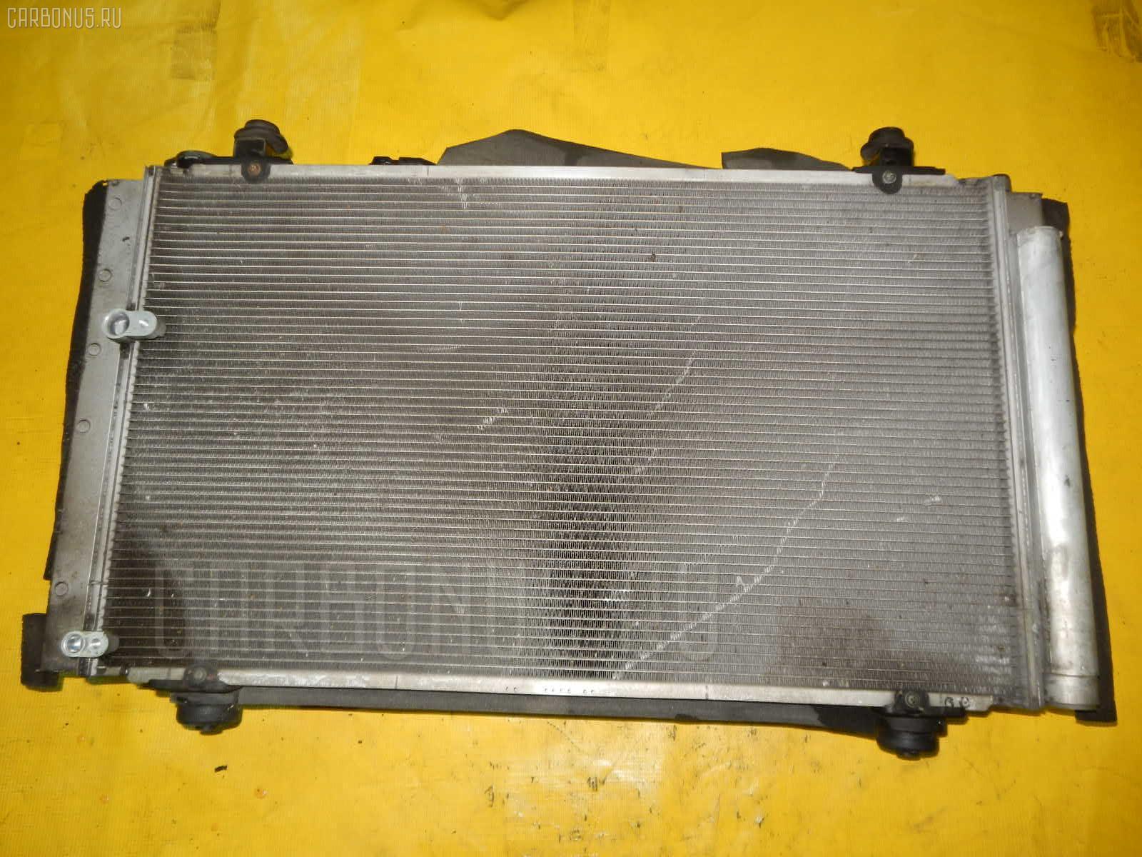 Радиатор ДВС TOYOTA PRIUS NHW20 1NZ-FXE. Фото 9