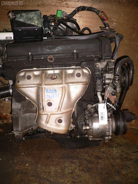 Двигатель HONDA CR-V RD1 B20B Фото 10