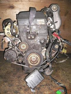 Двигатель HONDA CR-V RD1 B20B Фото 4