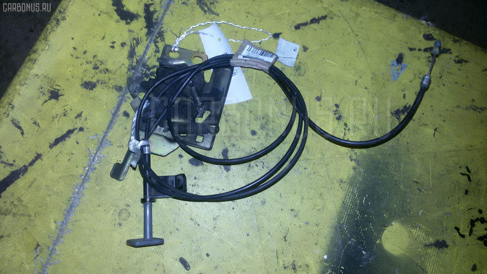 Тросик капота HONDA CR-V RD1 Фото 1