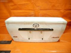 Крышка багажника TOYOTA ALLION ZZT240 Фото 3
