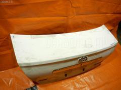 Крышка багажника TOYOTA ALLION ZZT240 Фото 2