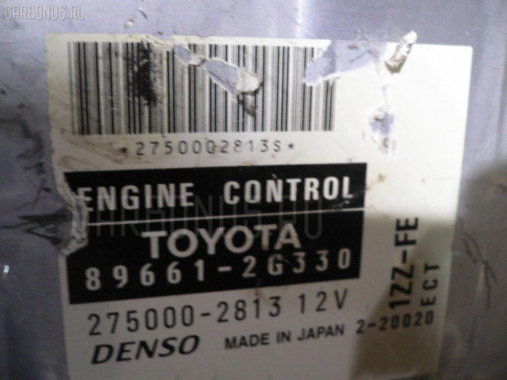 Двигатель TOYOTA ALLION ZZT240 1ZZ-FE Фото 8