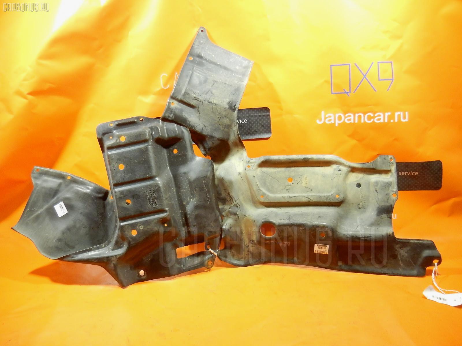 Защита двигателя TOYOTA IPSUM ACM26W 2AZ-FE Фото 1
