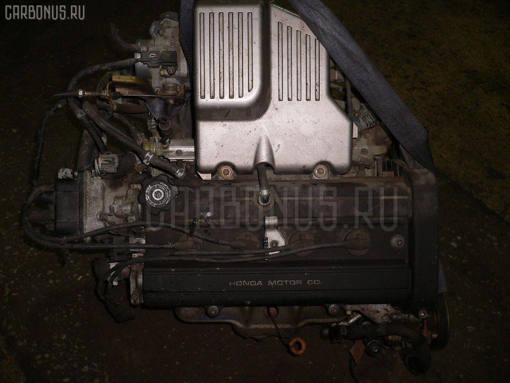Двигатель HONDA CR-V RD2 B20B Фото 4