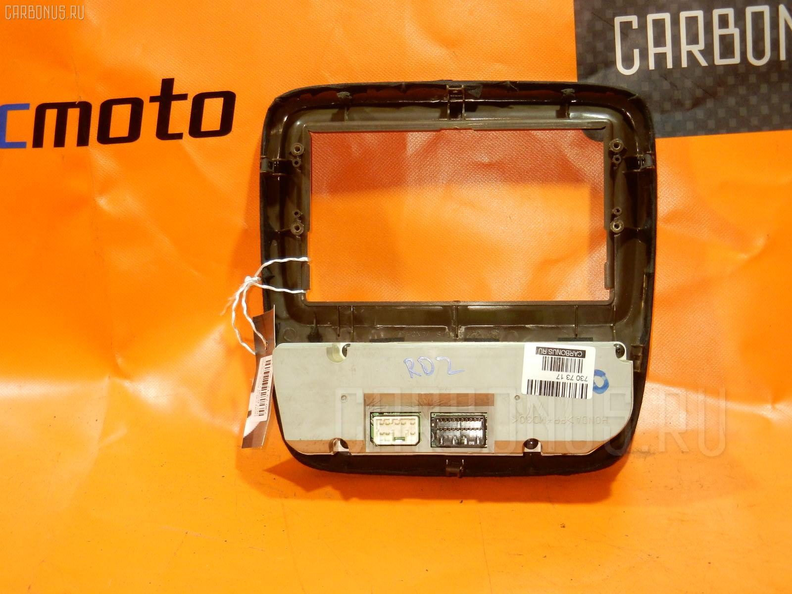 Блок управления климатконтроля на Honda Cr-V RD2 B20B Фото 1