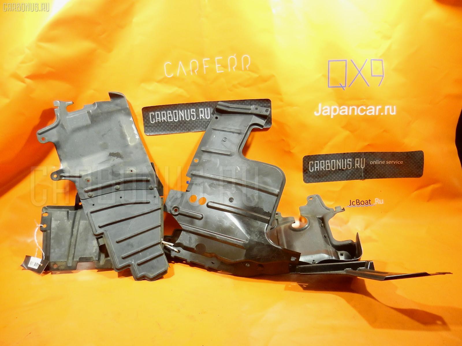 Защита двигателя MITSUBISHI AIRTREK CU2W 4G63. Фото 3