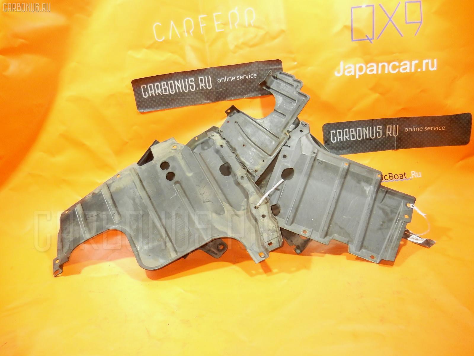 Защита двигателя MITSUBISHI LANCER CEDIA WAGON CS5W 4G93-T. Фото 4
