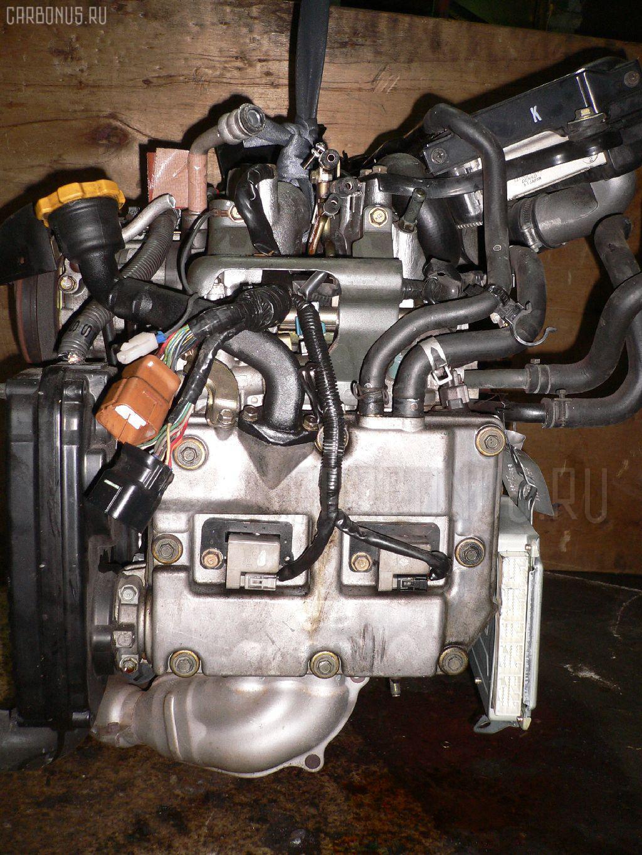 Двигатель SUBARU FORESTER SG5 EJ205 Фото 2