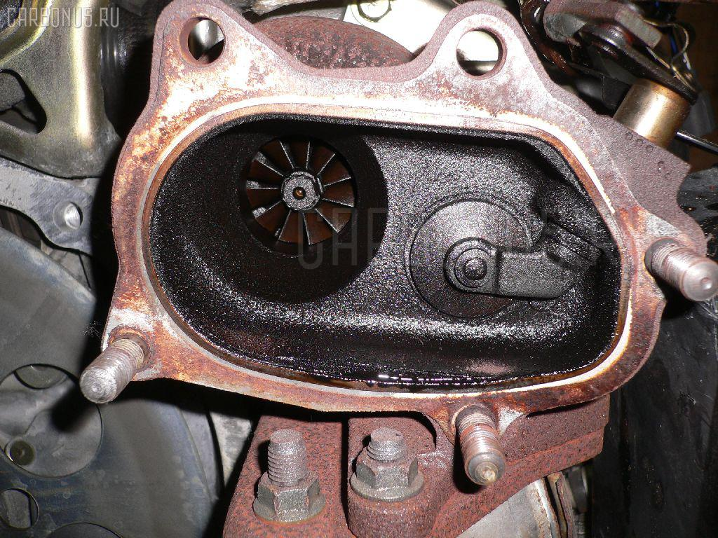 Двигатель Subaru Forester SG5 EJ205 Фото 1