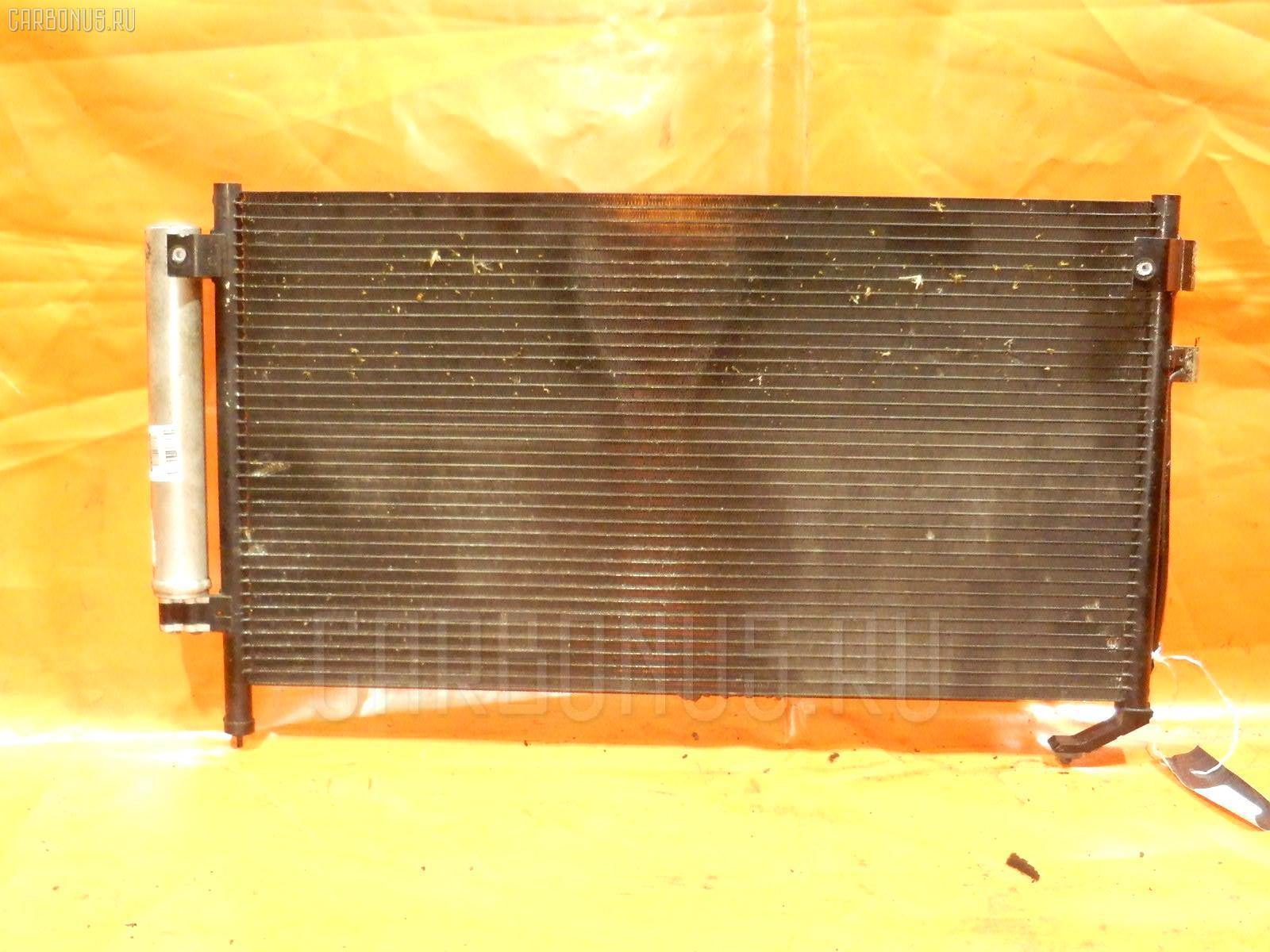Радиатор кондиционера SUBARU FORESTER SG5 EJ205. Фото 4